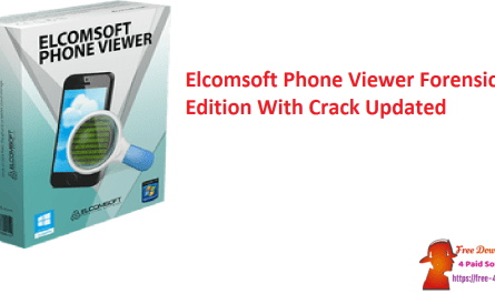 Elcomsoft Phone Viewer Forensic Edition With Crack Updated