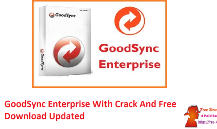 GoodSync Enterprise With Crack And Free Download Updated