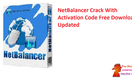NetBalancer Crack With Activation Code Free Download Updated