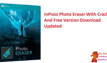 InPixio Photo Eraser With Crack And Free Version Download Updated
