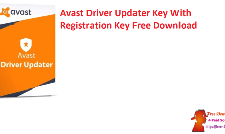 Avast Driver Updater Key With Registration Key Free Download
