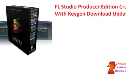 FL Studio Producer Edition Crack With Keygen Download Updated