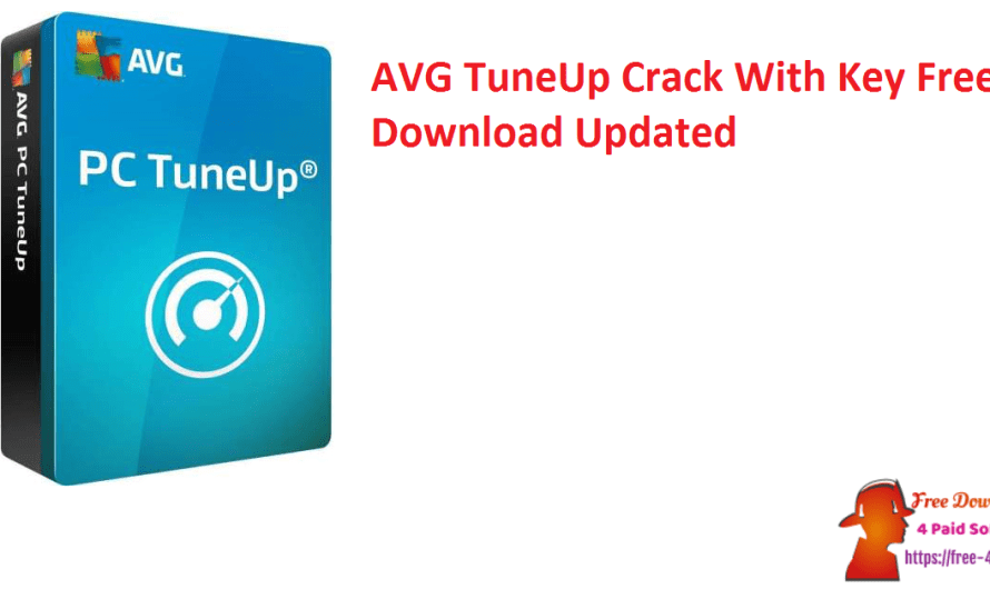 AVG TuneUp 21.2.2897 With Crack Key Free Download [Updated]