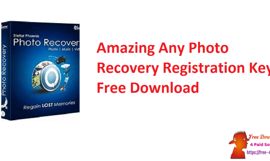 Amazing Any Photo Recovery 9.9.9.8 Crack With Registration Key Free