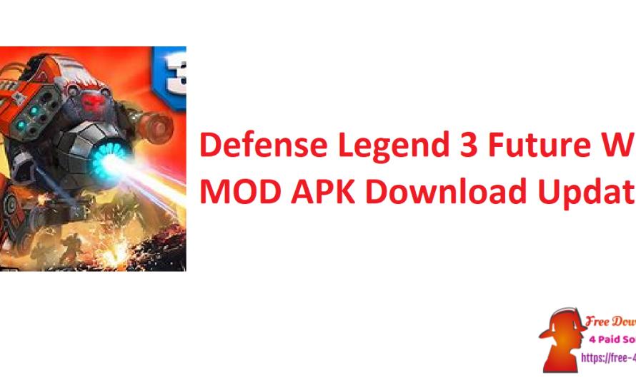 Defense Legend 3 Future War  2.7.3 Crack MOD APK Download [Updated]