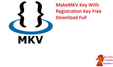 MakeMKV Key With Registration Key Free Download Full