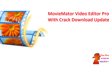 MovieMator Video Editor Pro With Crack Download Updated