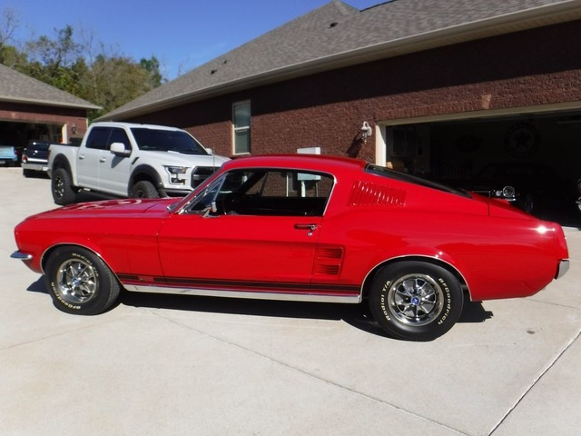 Silverstone auctions has just released their list. 1967 Ford Mustang Gt Fastback S Code Classic Cars Waverly Alabama Announcement 102606