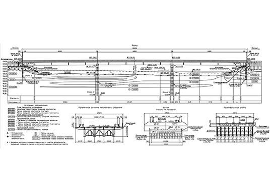 Скачать инженерные сооружения - чертежи в формате DWG, Автокад