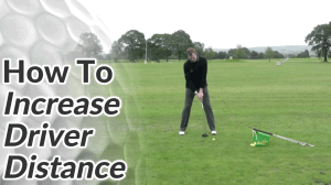 How To Increase Your Driver Distance | Free Online Golf Tips