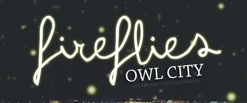 Owl City – Fireflies Medley – Piano Cover