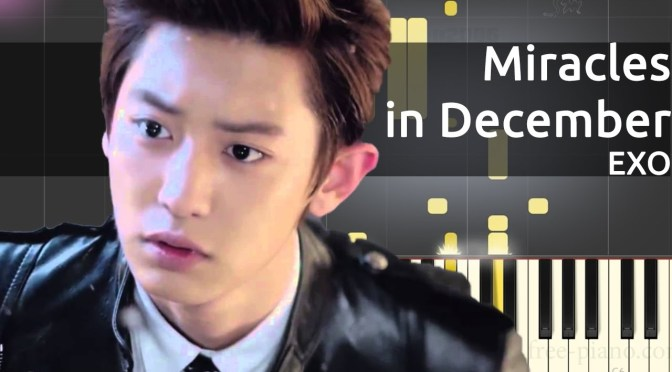 EXO   12월의 기적 Miracles In December