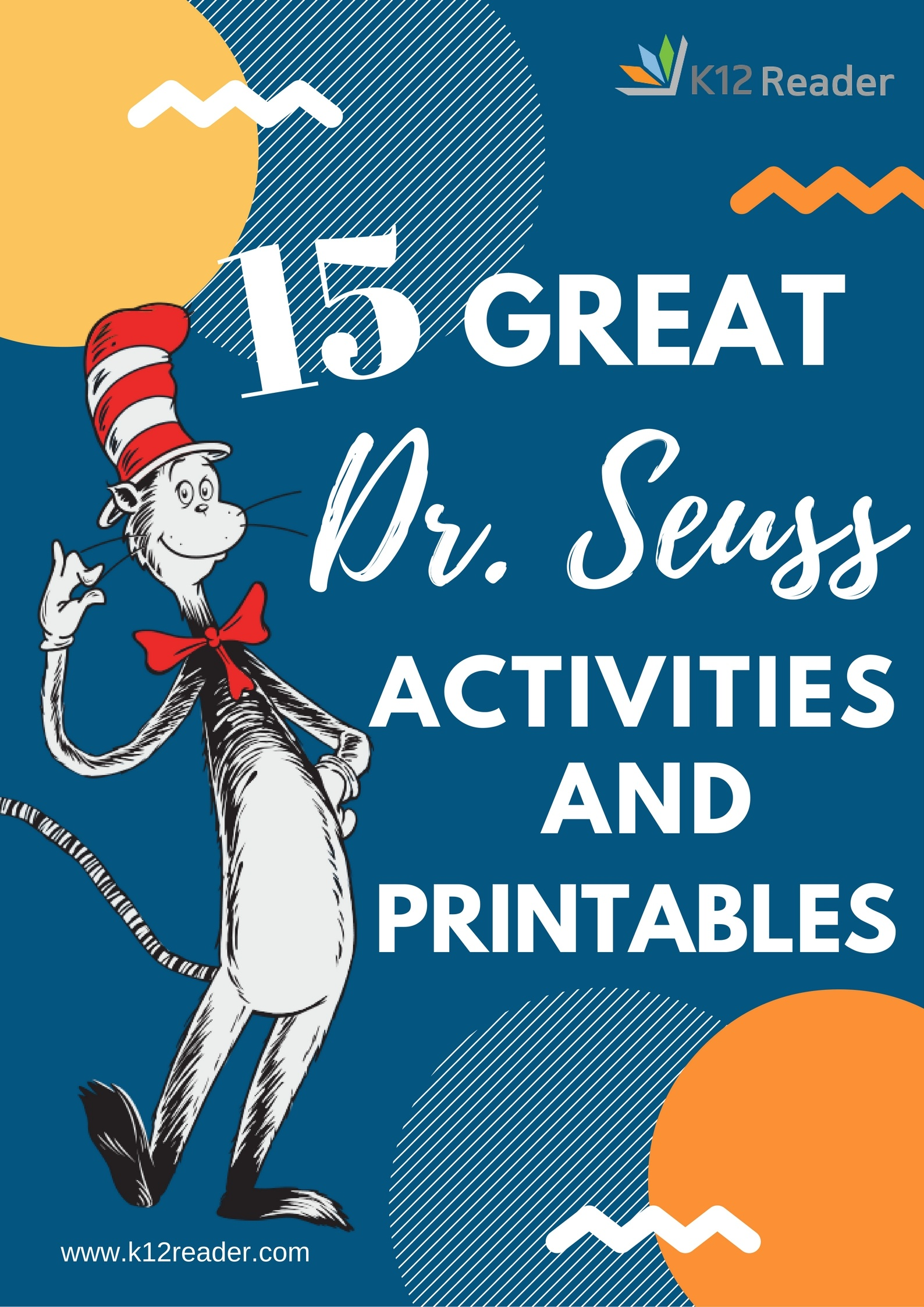 15 Great Dr Seuss Printables And Activities For Your