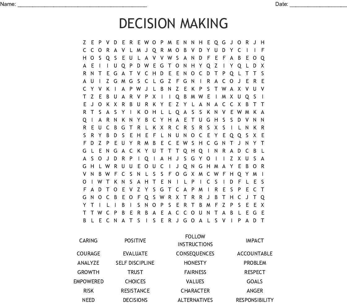 Create A Wordsearch Puzzle For Free Printable