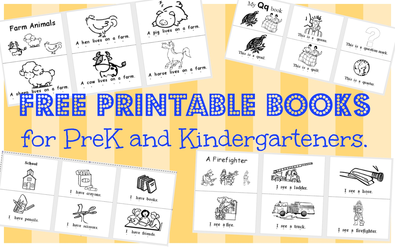 Free Printable Spring No Prep Kindergarten 130 Page