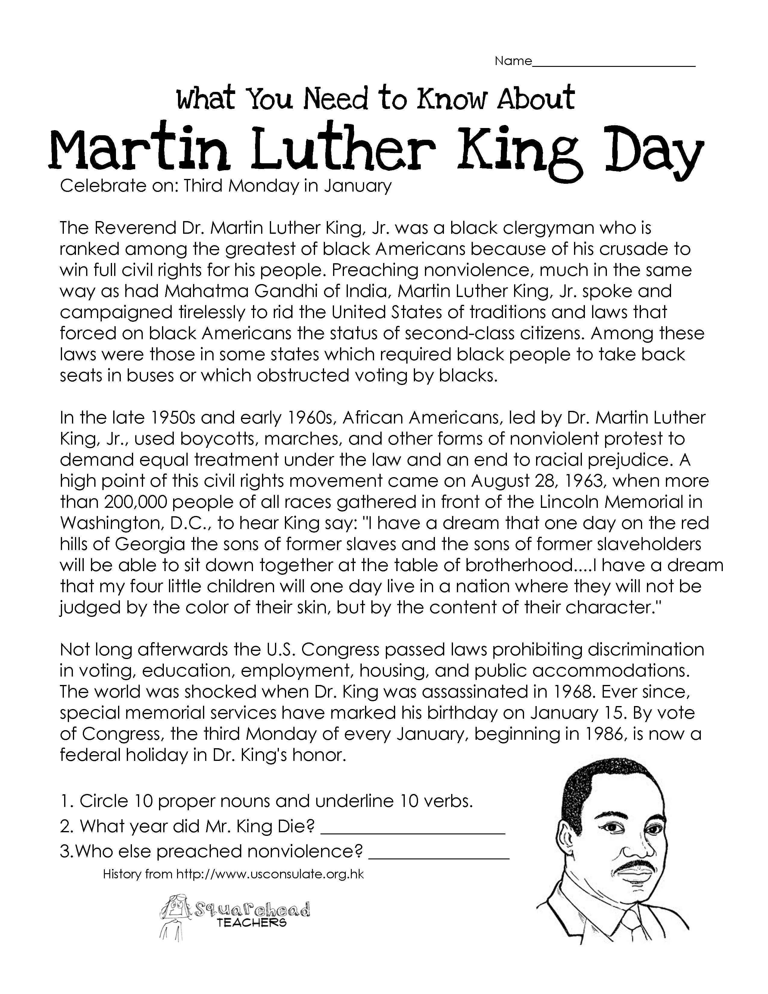 Church House Collection Blog Free Martin Luther King Jr