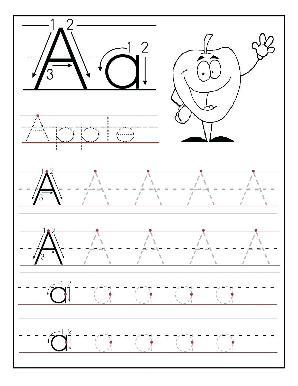 Free Printable Tracing Alphabet Worksheets