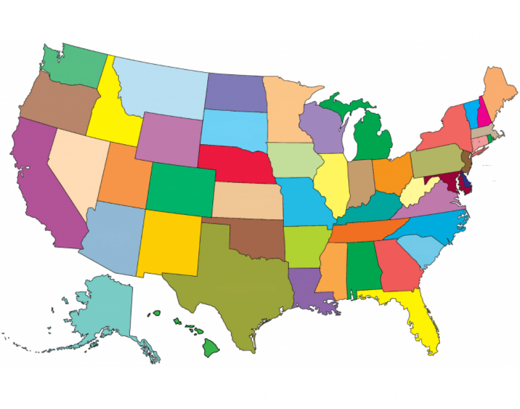 State Map Game