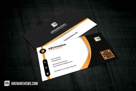 60  Only the Best Free Business Cards 2015   Free PSD Templates Professional Executive Class Business Card Template