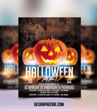 halloween templates adobe photoshop