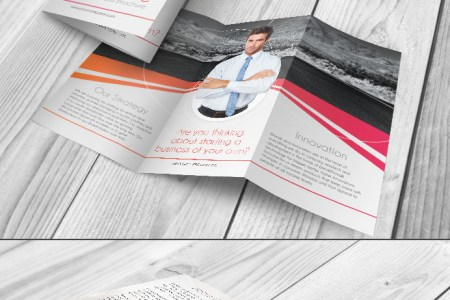 Corporate   Free PSD Trifold Brochure Template in PSD   Free PSD     Bigpreview corporate free psd trifold brochure template