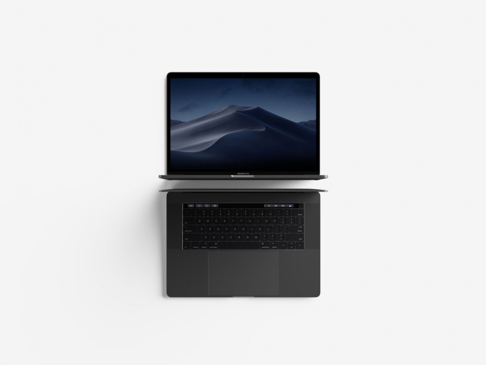 51 Psd Laptop Mockups Free For Creative And Professional Designers