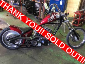 SOLDOUT! ハーレー XL883改1200 158万円
