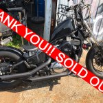 SOLDOUT!HONDA STEED  STREET CHOPPER