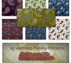Paisley-patterns