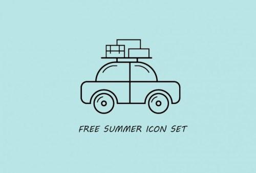 free-summer-icon-set-1-500x338