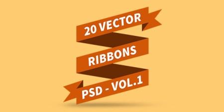 vector-ribbons-psd-450x225