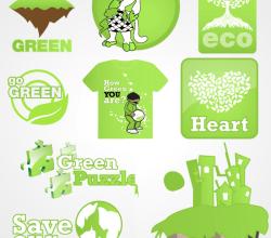 Green Vectors Free