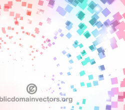 Abstract Colorful Background Graphics