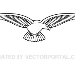 Eagle Vector Graphics