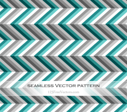 Zigzag Chevron Seamless Pattern Illustrator