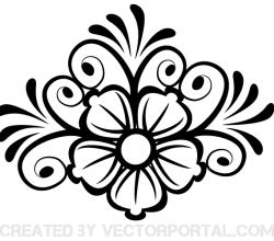 Flower Ornament Art