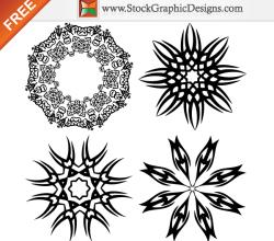 Set of Free Vector Design Elements