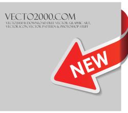 Free Vector Red Arrow Download