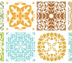 Vector Floral Patterns