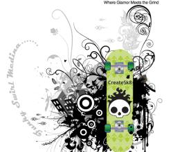 Funky Swirl Graphics