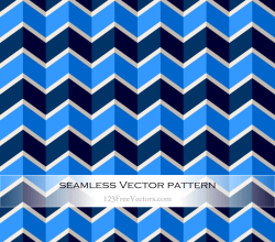 Abstract Chevron Seamless Pattern