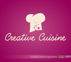 Creative Cuisine Logo Design