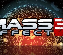 Mass Effect 3 Logo Vector Art