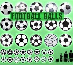 Football Vectors Free