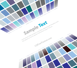 Abstract Tile Background Vector