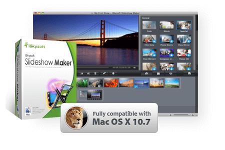 【只送不賣】Part 11: iSkysoft Slideshow Maker for Mac 將相片製作為精美幻燈片,正版軟體免費送!