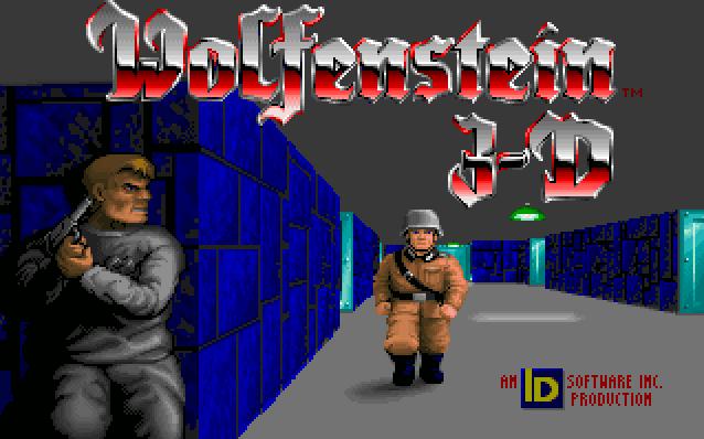 [免費] 德軍總部 3D 網頁版,紀念經典遊戲 20 週