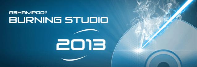 Ashampoo Burning Studio 2013 Giveaway