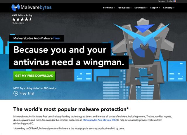 Malwarebytes Anti-Malware 免費惡意程式掃描、清除工具(中文版) via @freegroup