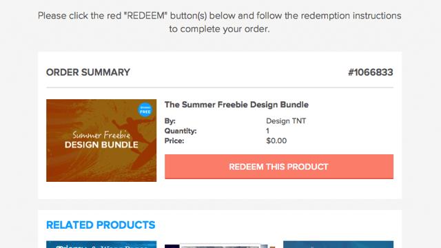 StackSocial 免費贈送夏日設計素材包 Summer Freebie Design Bundle(價值 $1,000 美元)